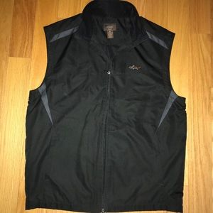 Greg Norman golf vest - Medium